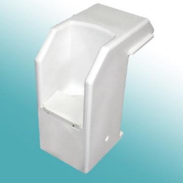 Bloc Skimmer PVC sans éclairage WATER'CLIP