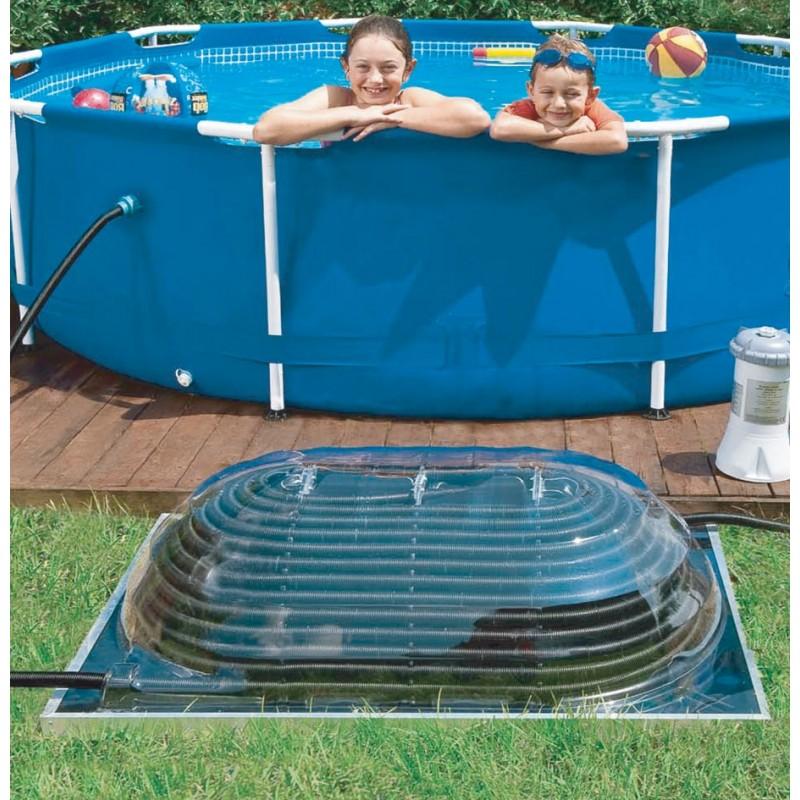 D me solaire maxi pool sun livraison gratuite for Piscine one line