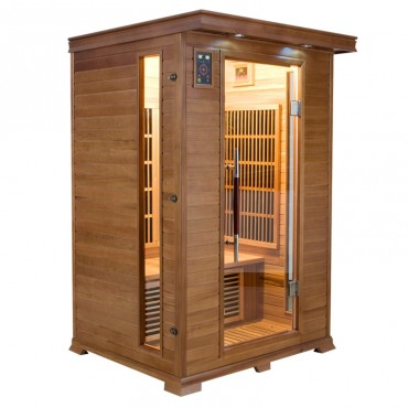 Sauna Infrarouge France Sauna LUXE 2 places
