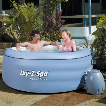 Lay-z-Spa gonflable chauffant Bestway
