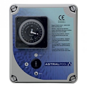 Coffret surpresseur Astral