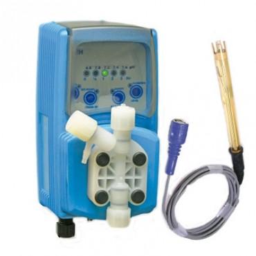 Pompe doseuse pH électromagnétique EMEC 220