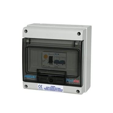 Coffret Electrique Poolex pour pompe à chaleur