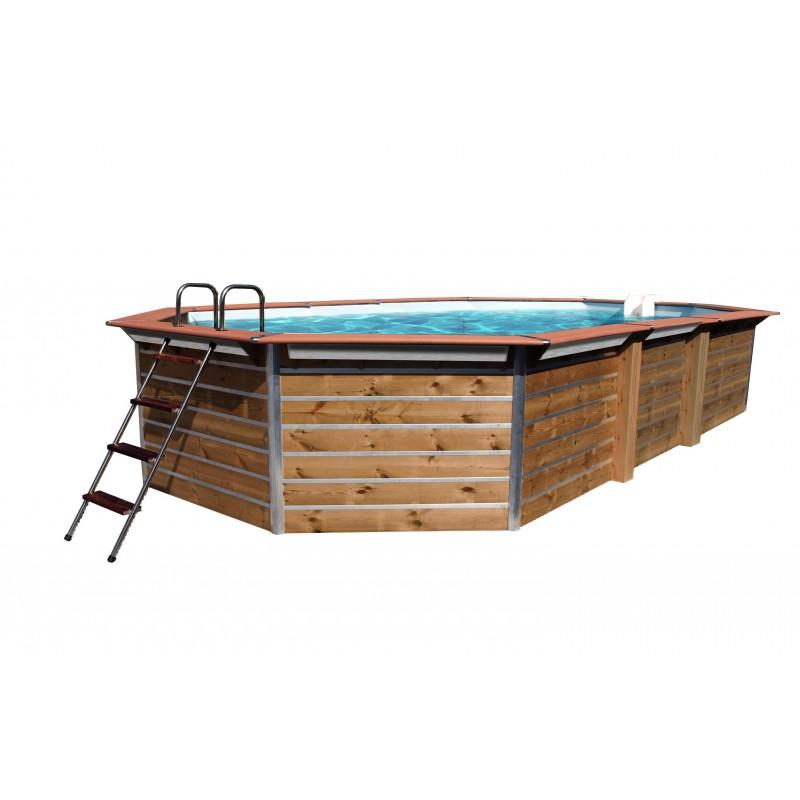 piscine bois water 39 clip ex cristaline h129 optimum. Black Bedroom Furniture Sets. Home Design Ideas