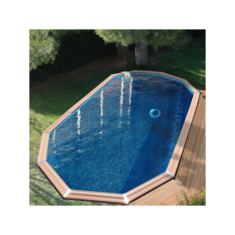 Piscine bois water 39 clip optimum d cagonale ithaque for Piscine x water
