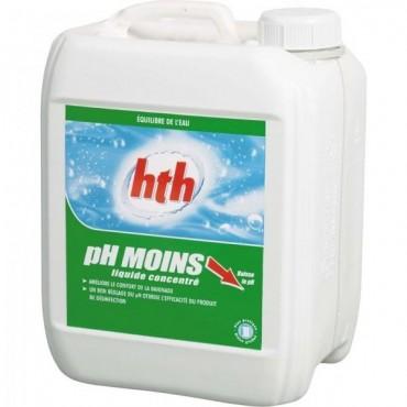 Correcteur hth ph moins liquide 35%