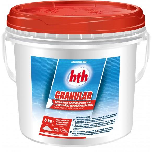 traitement d eau de piscine l 39 hypochlorite de calcium