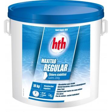Chlore stabilisé permanent MAXITAB REGULAR HTH