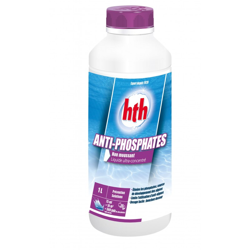 anti phosphates piscine hth anti phosphates On anti phosphate piscine
