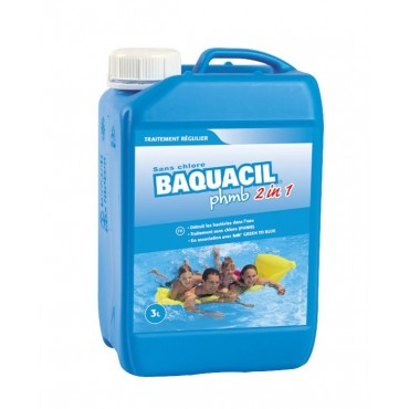 HTH BAQUACIL liquide PHMB 2in1 multifonction