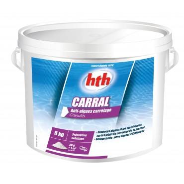 HTH CARRAL Granulés anti-moisissures anti-algues piscines carrelées