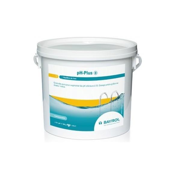Traitement de l eau BAYROL pH Plus granulés purs 5 kg