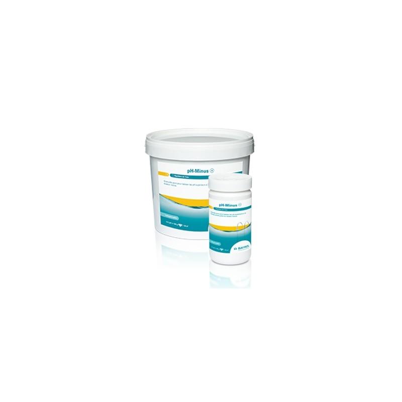traitement eau de piscine bayrol ph minus diminution du ph. Black Bedroom Furniture Sets. Home Design Ideas