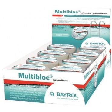 Traitement de l eau BAYROL Multibloc sans sulfate de cuivre désinfectant