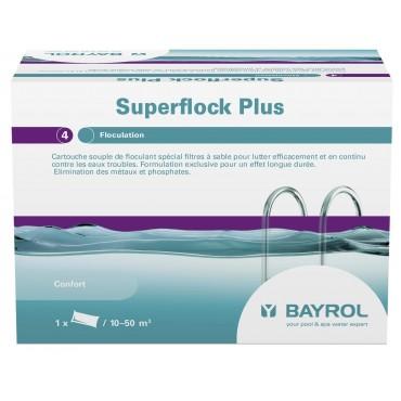 Floculation eau de piscine Bayrol Superflock Plus