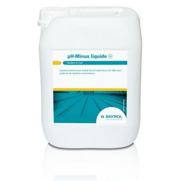 Traitement de l eau Bayrol pH Minus liquide