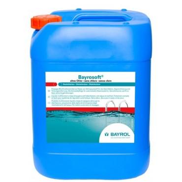 Traitement de l eau Bayrol Bayrosoft oxygène actif sans chlore