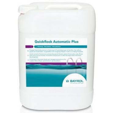 Traitement de l eau Bayrol Quickflock Automatic Plus