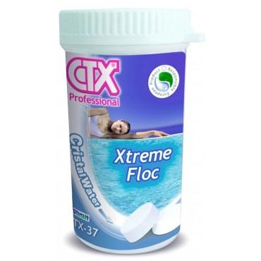 Nettoyage filtre piscine EXTREM FLOC - Pastilles pour filtre à cartouche CTX 37