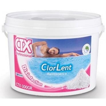 Entretien piscine Trichlore 90 CTX 300g