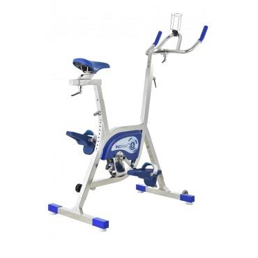 Vélo piscine athlétique Waterflex INOBIKE 6 Aquabiking dos droite