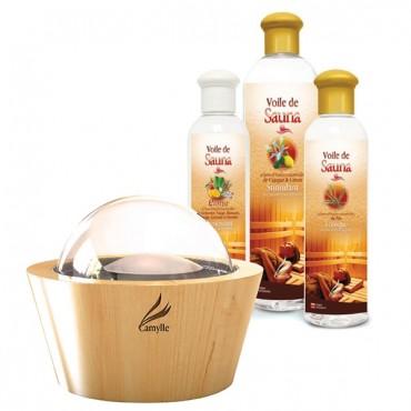 France Sauna Harvia Voile de sauna huiles essentielles