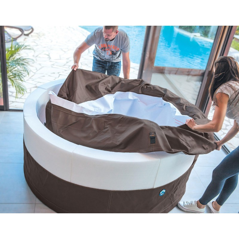 spa transportable netspa vita premium. Black Bedroom Furniture Sets. Home Design Ideas