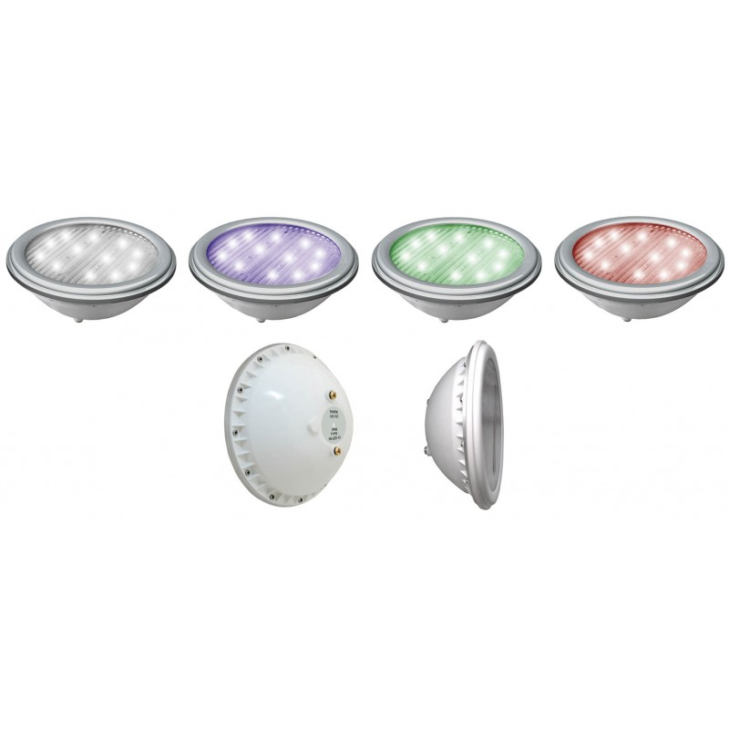 Ampoules led rainbow power pour piscine - Lumiere led pour piscine ...
