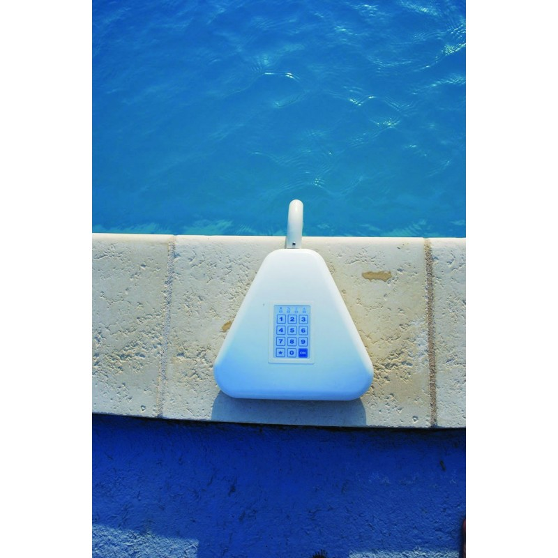 alarme de piscine aqualarm alarme piscine. Black Bedroom Furniture Sets. Home Design Ideas
