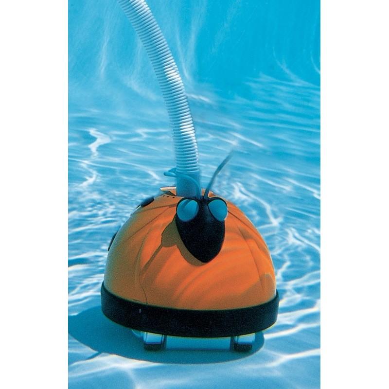 Robot piscine hydraulique hayward coccinelle magic clean for Robot piscine en solde