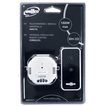 Télécommande pour lampe blanche LED WELTICO Diamond Power