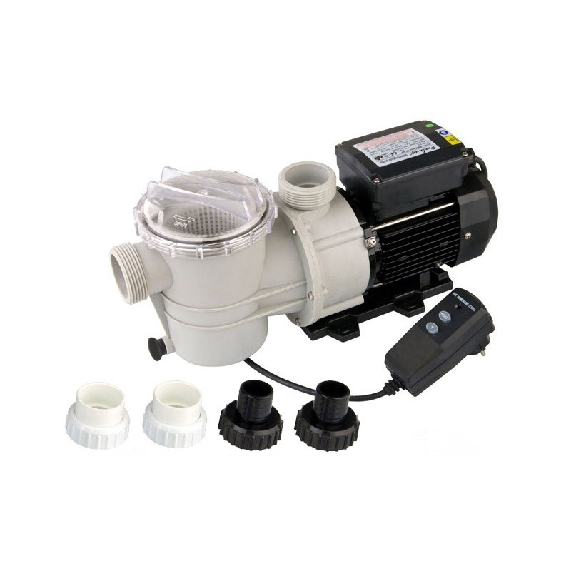 Pompe de filtration pour piscine ubbink poolmax for Pompe de filtration piscine
