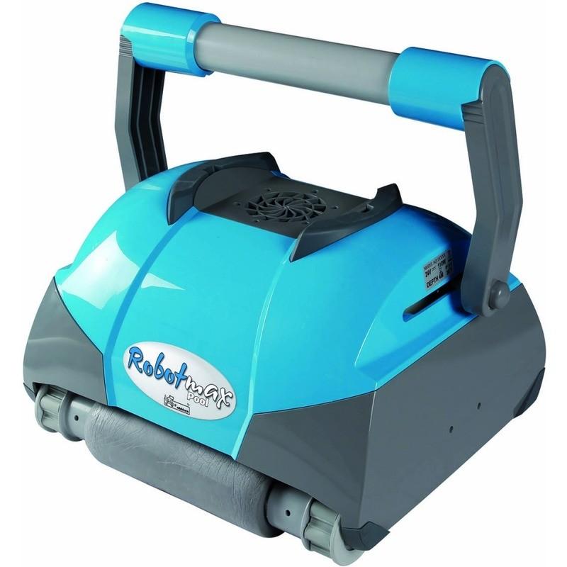 Robot nettoyeur de piscine ubbink robot clean 5 for Robot grande piscine