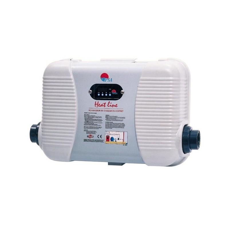 Echangeur thermique zodiac heat line coffret for Chauffage piscine zodiac heat line