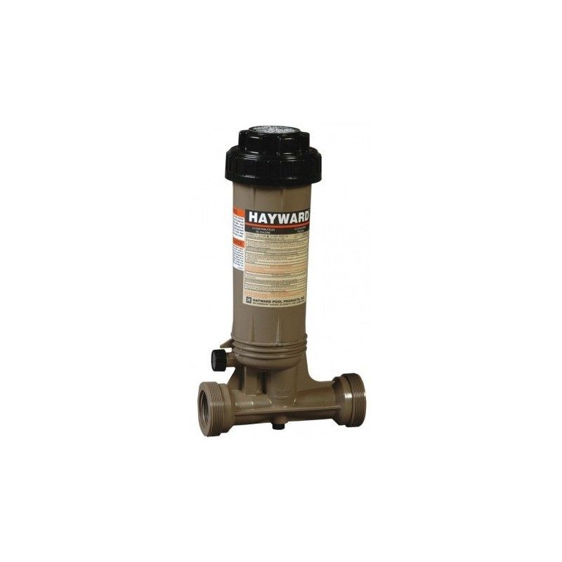 Chlorinateurs hayward pour piscine for Chlorinateur piscine