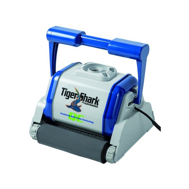 robot piscine tiger shark premium quick clean discount