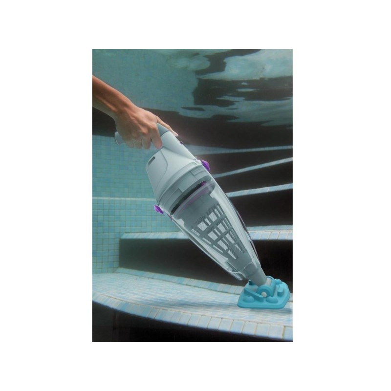 Aspirateur piscine et spa kokido telsa 50 easypiscine for Aspirateur liner piscine