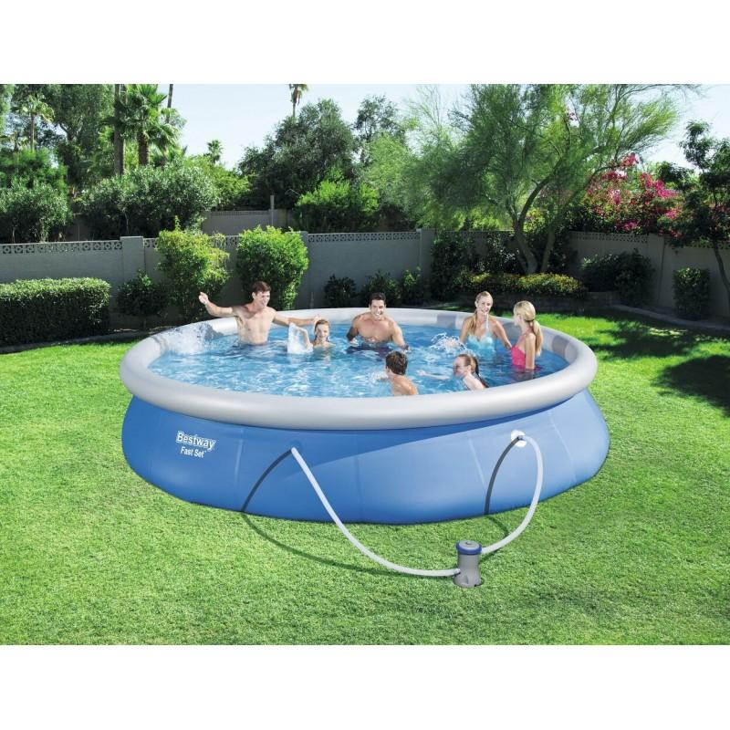 bestway piscine auto portante. Black Bedroom Furniture Sets. Home Design Ideas