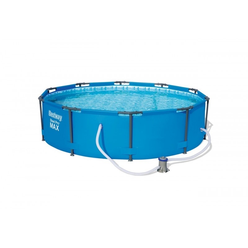 Piscine ronde tubulaire for Liner pour piscine tubulaire bestway