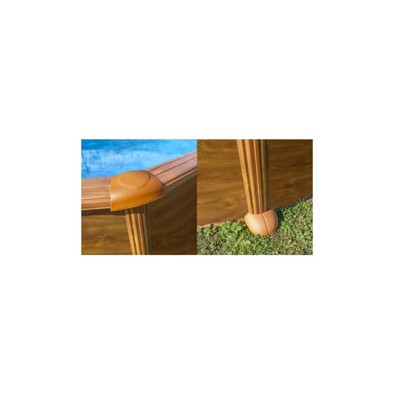 kit piscine hors sol ronde mauritius. Black Bedroom Furniture Sets. Home Design Ideas