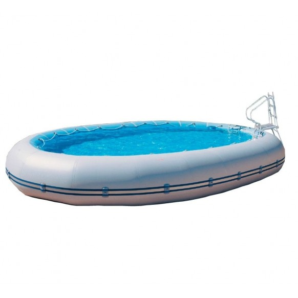 Waterman piscine auto portante zodiac ovline for Piscine gonflable zodiac