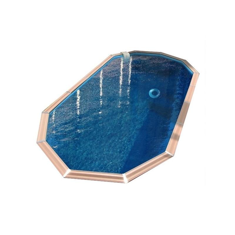 Piscine bois water 39 clip optimum d cagonale ithaque for Piscine hors sol bois water clip