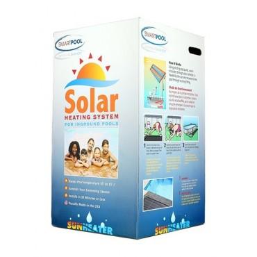 kit système pour raccordement des capteurs Smartpool Sunheater