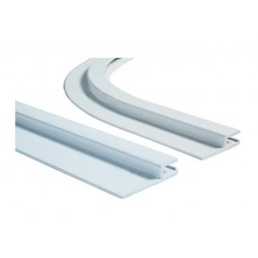 Profilés Hung Horizontaux PVC