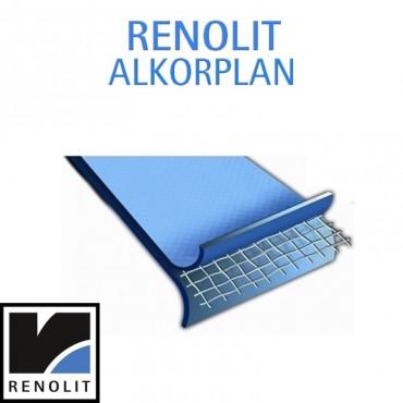 Liner PVC armé 150/100e verni Imprimé ALKORPLAN 3000