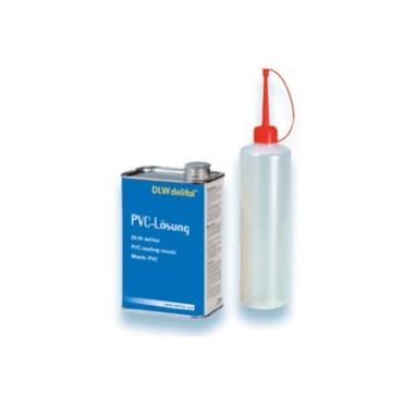 Flacon pour application PVC liquide + embout