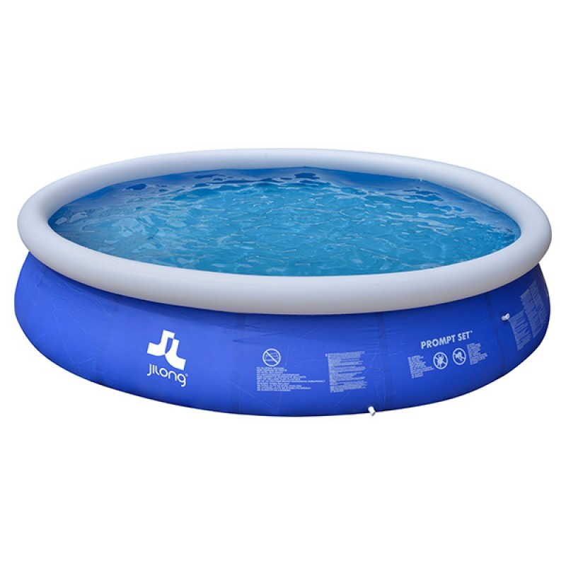 Jilong marin piscine autoportante for Aspirateur piscine hors sol jilong