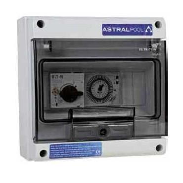 Coffret électrique pompe éclairage transfo 100, 300 ou 600 W, Astralpool