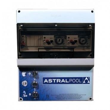 Coffret LUXE Pompe Surpresseur Eclairage Transfo 100, 300 ou 600 W Astralpool