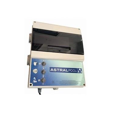Coffret Astralpool Facilelec, branchement direct sur prises (pompe, électrolyseur, surpresseur)